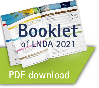 Booklet to the LNDA 2017